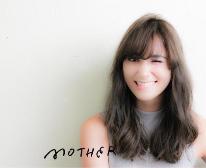 透明感バツグンのミルクティーグレージュ👼 Mother所属・ノグチヒロキ/トップデザイナーのスタイル