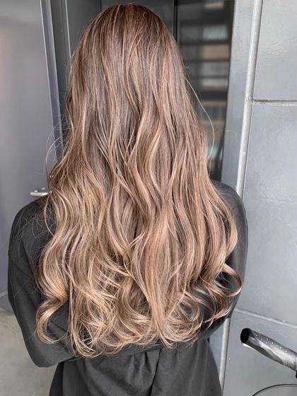 🌟🌟巻き髪ダウンスタイル🌟🌟