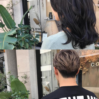 【19日空きあります✨9月初回限定✨】レディース&メンズ似合わせカット+ 髪質改善TOKIO IE トリートメント