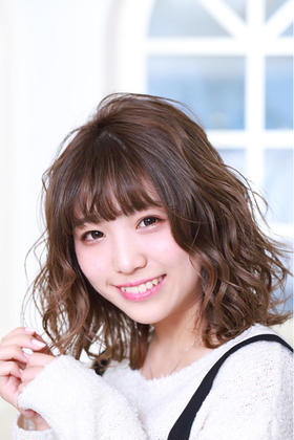 Ash 中野坂上店所属の加茂悠太のヘアカタログ