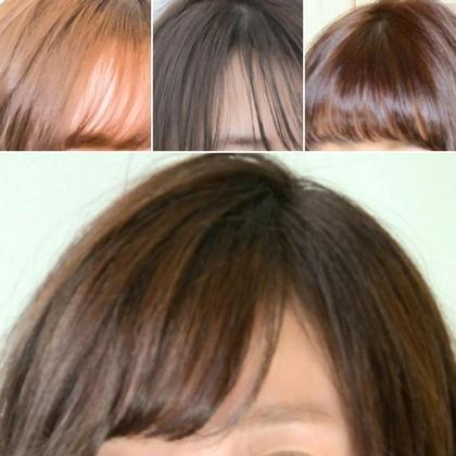 【縮毛矯正】カット & 前髪 縮毛矯正  ¥5,900税込み価格