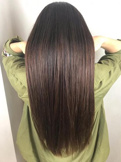 【透き通る髪色】*edol*エドルフルカラー+Cut ¥8800 圧倒的透明感/濃紺/持続性◎/赤みバイバイ!