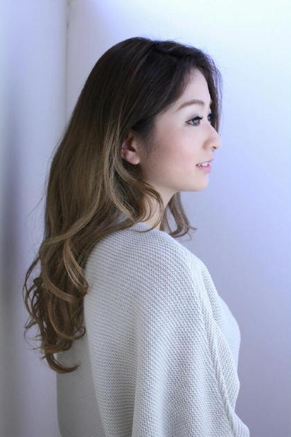 スモーキー・グラデーション happinessFEEL所属・浦竜也のスタイル