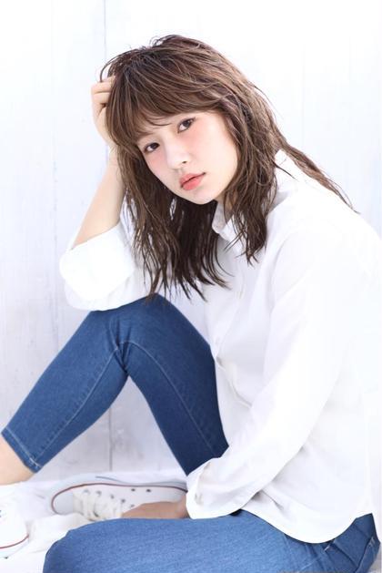 summer style   MODE K's  improve所属・五十嵐健人のスタイル