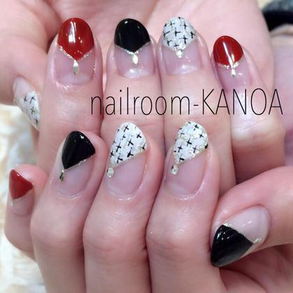 ツイードネイル nailroom KANOA所属・nailroom-KANOAのフォト