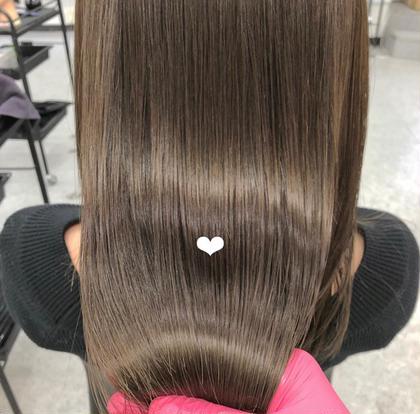 TV、snsで話題の髪質改善トリートメント×最上級TOKIOトリートメント🍮❤︎【シャンプー&炭酸泉ヘッドスパ付】