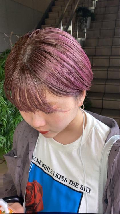 🕊10月限定🕊カット + カラー + 1step トリートメント