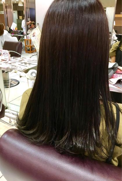 イルミナは髪のダメージが少ないのでオススメです! ZEST八王子所属・平野優奈のスタイル