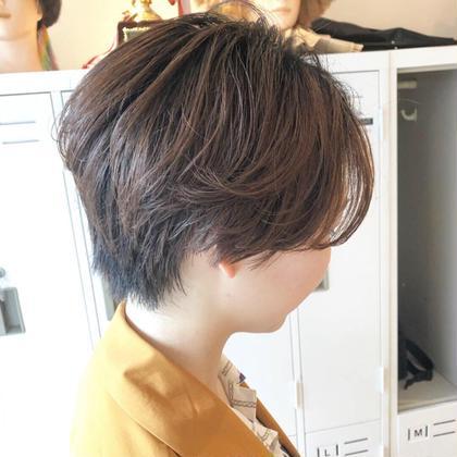 【ハンサムショート】 HairModeKT池田点所属・中村壮汰のスタイル