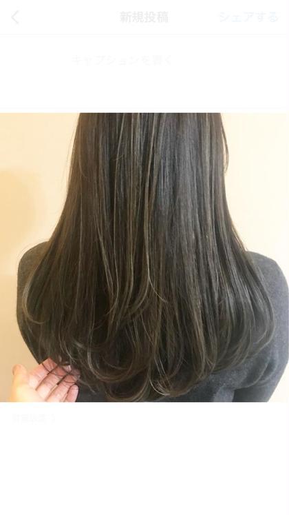 【❣️髪質改善❣️】カット+高級アディクシーカラー+極上ヘッドスパ&トリートメント
