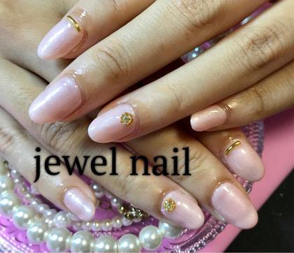 ストーン、パーツ¥80〜 pink sugar nail前橋(旧jewel nail)所属・pink sugarnailのフォト