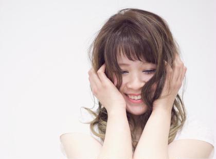 PRECIOUS HAIR所属・星野翔平のスタイル