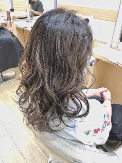☘️✨【人気NO2】イルミナ&スロウカラーコース✨☘️前髪カットサービス!!