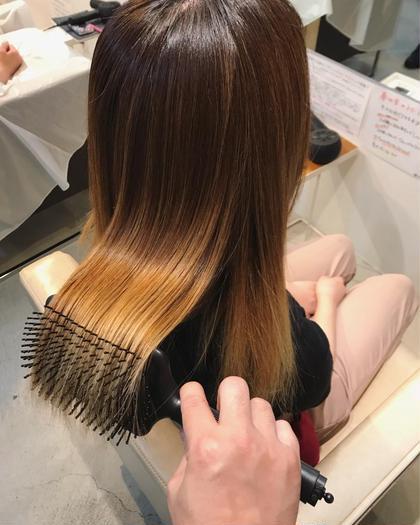 【新規の方限定】【縮毛矯正専門店】風になびくノーアイロン縮毛矯正