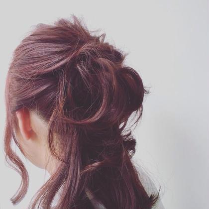hair&make lamp2nd所属・ヘア&メイクランプ2ndのスタイル