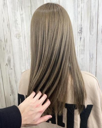 【最高美髪コース⭐️】髪質改善リケアル極艶酸熱トリートメント
