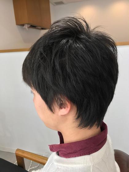 メンズ ナチュラルショート★