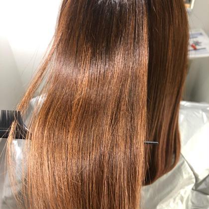 🎟髪質改善⭐︎酸熱トリートメント