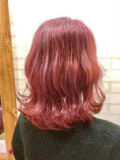 Love&Hair  Dive所属・岡翔斗のスタイル