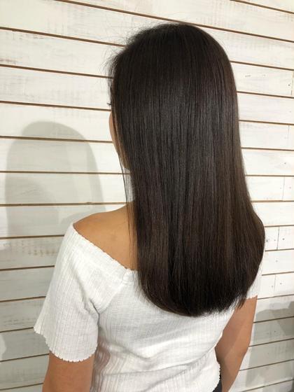 カラー ミディアム どんな髪もサラサラに仕上げます! 美髪師にお任せください◎