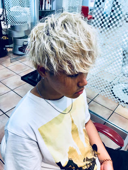 💥新作スタイル💥  🔥ライジングマッシュ🔥 石川幸二のメンズヘアスタイル・髪型