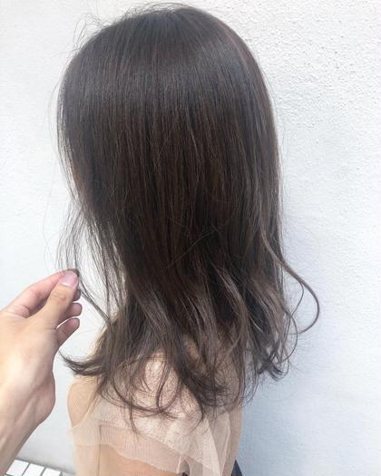 【髪をいたわる⭕️】カット+カラー+2stepトリートメント ご新規様限定