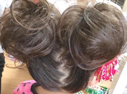 お子様イベントヘアセット☆七五三☆発表会☆結婚式ご列席☆ディズニーヘア☆など