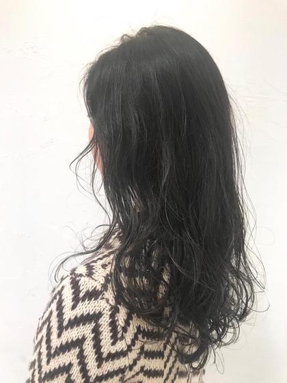 🌈💛💚柔らかい質感を出したい!パーマ➕カット➕髪質改善トリートメント💛💚🌈
