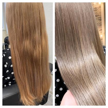 髪質改善✨最高級トリートメント💓美髪チャージ