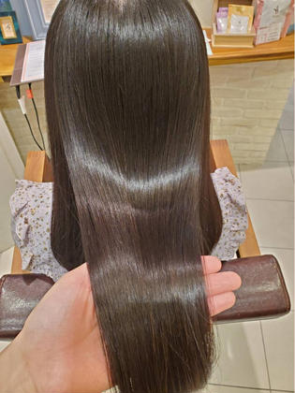 🌟髪質改善 プラチナトリートメント®︎🌟