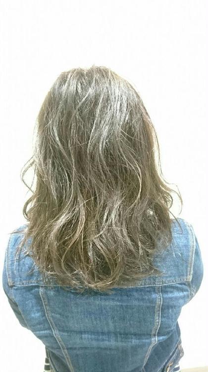 【イルミナ】ヌード Source hair atelier所属・高橋優のスタイル