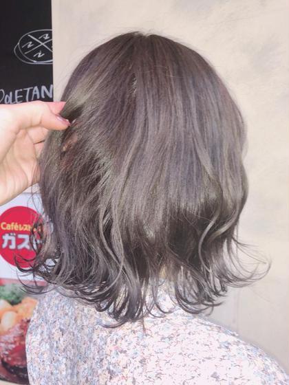 ♥︎透明感のある髪へ♥︎💐イルミナカラー&超音波トリートメント& 選べる洗い流さないトリートメント 💐
