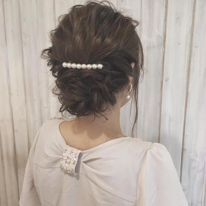 🍀【結婚式・二次会 お呼ばれヘアセット】🍀