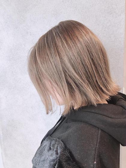 オススメ NO.3✂︎【ダメージ軽減☆】カットカラー+リンケージTR(スチーム付)