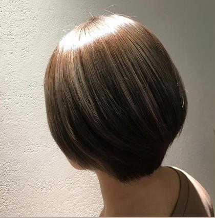 ✨【縮毛矯正のダメージ95%カットバージョン⁉︎】毛髪整形限定クーポン 質感調整トリートメント付き