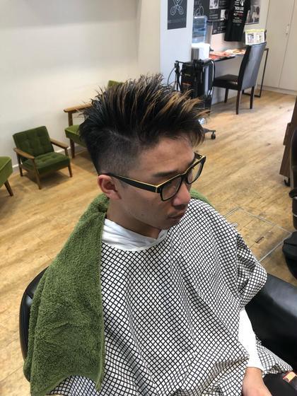 HAIRSYOSHIOKA所属の堤生智のヘアカタログ