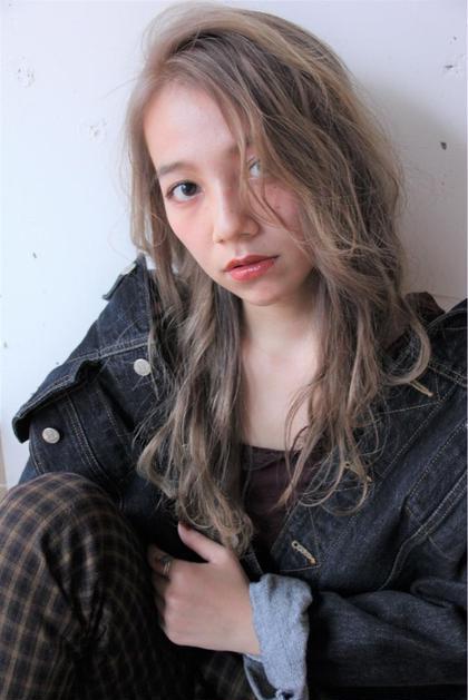 【イチオシ】美髪カット+外国人風THROWカラー+集中補修5stepトリートメント