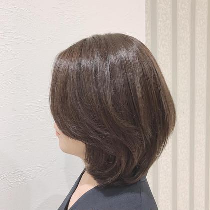 Ash仙川店所属の店長 ディレクター内田 孝仁のヘアカタログ