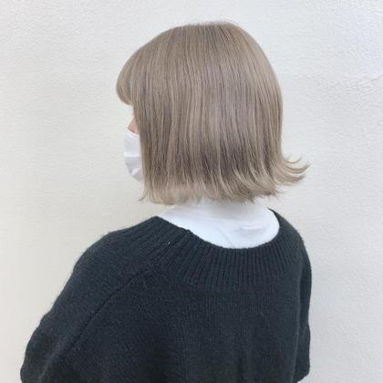 ダブルカラー&プレミアム髪質改善💞➕炭酸スパ➕シャンプーブロー込✨✨✨