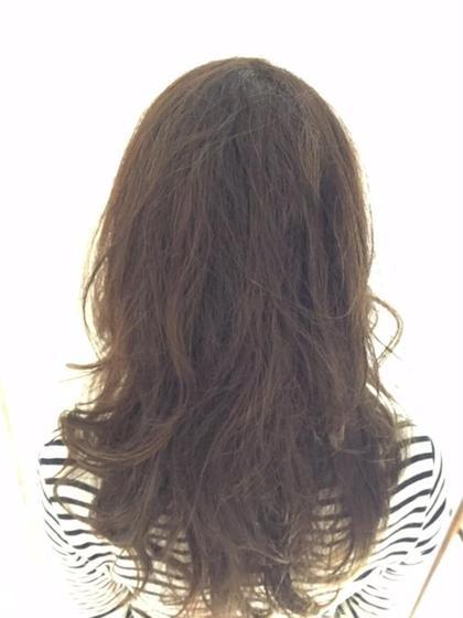canna  hair maison所属・北出沙也加のスタイル