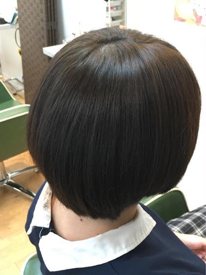 salon de an ally所属・西田佳奈子のスタイル