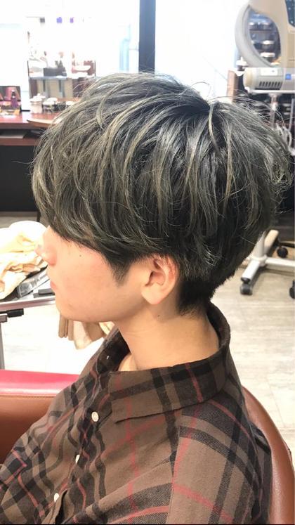 カット+カラー⚡️カラーをするだけでいつもの髪型がより良く見えます✨イルミナカラー+1000円✨