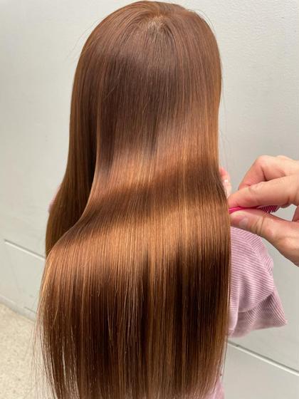 🉐平日のみ【髪質改善】オリジナル髪質改善トリートメント✨🗽