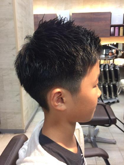 高橋ゆかりのキッズヘアスタイル・髪型
