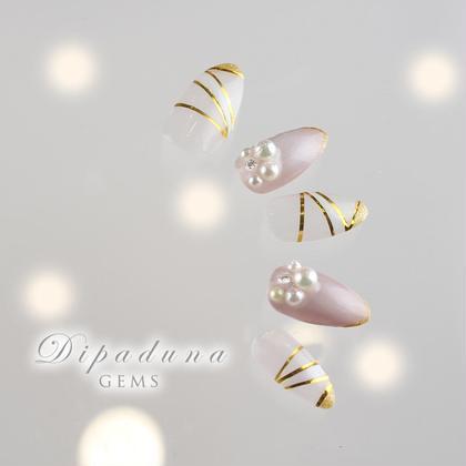 LaBoom所属の宮本 美穂のネイルデザイン