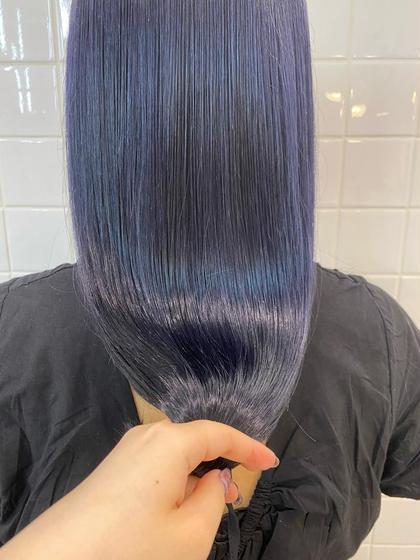 🎟7月限定!髪質改善treatment + hair color