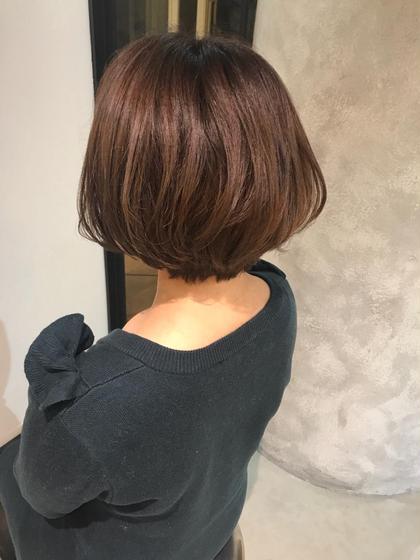♥️学生限定 ハイ艶カラー+TR ✨
