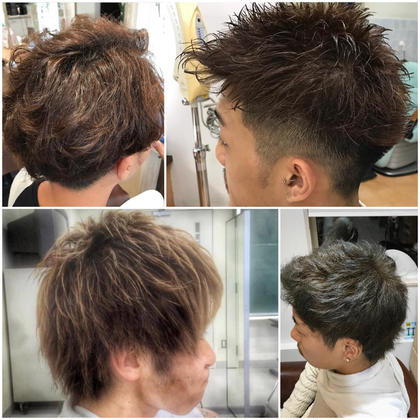 Hair Healing Wish所属・スタイリスト/大窪雄太のスタイル