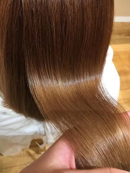 ✂️髪質改善縮毛矯正✨