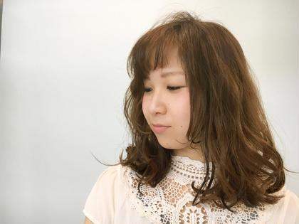 短めのバングとアゴラインで作った毛が〝カワイイ〟のポイント♪ KAMIROO AK:S所属・城倉侑加のスタイル